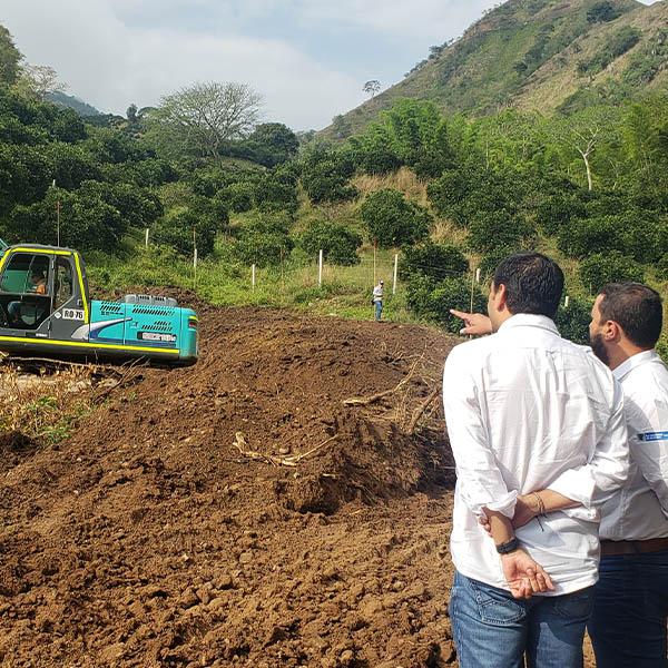 Construcción de Escuela en El Playón (3)