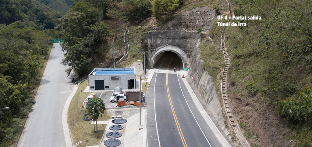 UF 4- Portal salida Túnel de Irra
