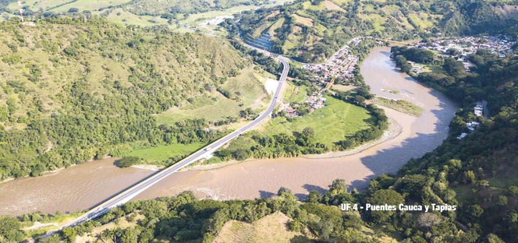 UF 4- Puente Cauca y Tapias