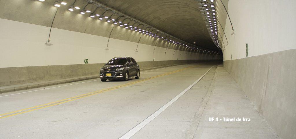 UF 4- Túnel de Irra